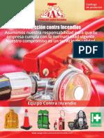 Protección Civil Productos Básicos