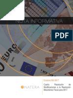 Nota Informativa 091-2017