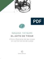 El Arte de Tirar - Nagisa Tatsumi