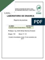 Portafolio Laboratorio de Dinamica
