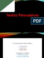 TEXTOS PERSUASIVOS 2C