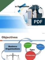 Typesbusinessorganization