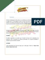 Street Fighter - Reglas