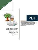 1er Trabajo de Legislacion Aplicada (Tema #7)