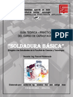Libro Guía de Soldadura SMAWArco