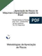 Apresentacao Apreciacao Riscos Brasil