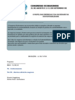 Eco Business_Grade_Preliminar_31 Ago e 1 e 2 Set 2010