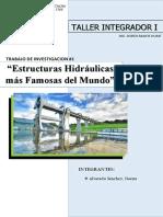 Estructuras Hidráulicas Mas Importantes Del Mundo