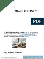 La Batalla de Curupayty