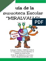 Guía Biblioteca Escolar