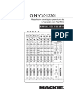 Onyx 1220i Om Sp