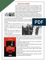 Biografías de Autores Ecuatorianos