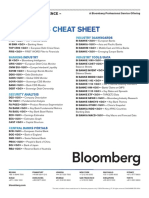 BI EMEA Banks Cheat Sheet