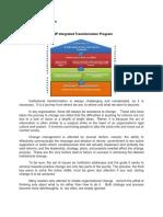 Transformation Program