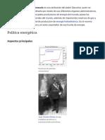 Política Energética de Venezuela - Wikipedia, La Enciclopedia Libre