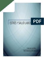 Estres y Salud Laboral