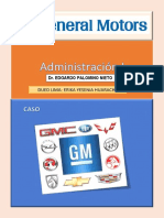 ADMINISTRACIÓN 1 CASO GM