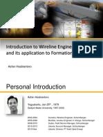 Formation Evaluation
