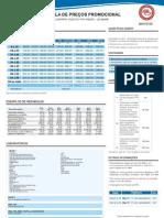 Tabela de Preco Spo Amil - Divicom