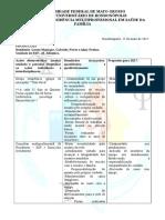 Relatório Secretaria Municipal de Saúde