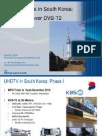 1.3.4 Rohde and Schwarz UHD 4K Trials in Korea DASv2