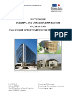 Japanese Sustainable Construction