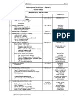 Tema 03 Panorama Histórico Literario a.T. Versiones -Idiomas