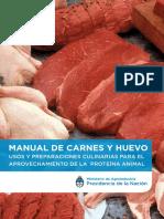 Manual de Carnes y Huevos