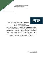 tesis musicoterapia