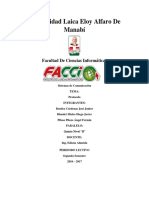 T1. Informe de Protocolo