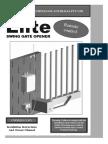 SGO1v3 Elite Swing Manual (CB 9v3 Control Board)