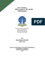 RAT Pembelajaran IPA SD 2017