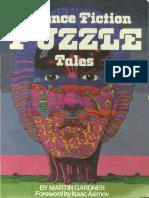 Martin Gardner, Isaac Asimov-Science Fiction Puzzle Tales-Random House Value Publishing (1981)