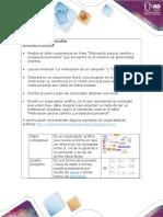Guía de Actividades y Rubrica de Evaluación-Fase 4 Nueva experiencia