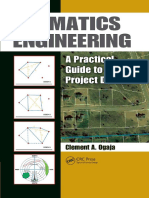 Geomatics Engineering_A Practical Guide to Project Design 2010