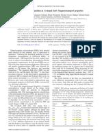 Xu Et Al____Metal-Insulator Transition in Co-doped ZnO Magnetotransport Properties_PRB_73, 205342 (2006)