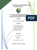 Taller 1 Estructura Administrativa
