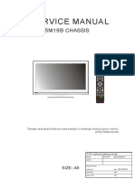 Cdh l32fd10 Service Manual