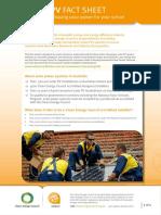 Solar Pv Factsheet PDF