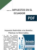 Impuestos en El Ecuador