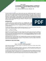 Use of Cutoff and SAS Code Nodes in SAS® Enterprise Miner™