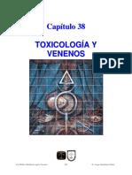 Toxicología y Venenos