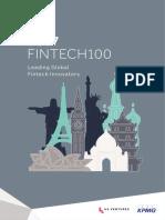 2017 Fintechg 100 KPMG