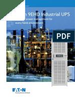 Eaton 9EHD Product Brochure
