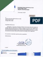 Oficio Entrega Fin 1 y Fin 2