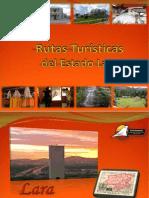 Rutas Turisticas Del Estado Lara
