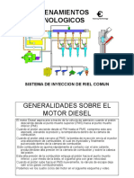 Inyeccion Diesel Common Rail Bosch(Excelente)