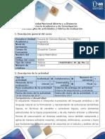 Guía de Actividades y Rúbrica de Evaluación – Paso 2 – Conectivos Lógicos y Teoría de Conjuntos.