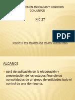 Nic 27 Nic Inversiones en Asociadas y Negocios Conjuntos (1)