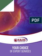 Kalra Hospital Brochure-Best Hospital in Delhi